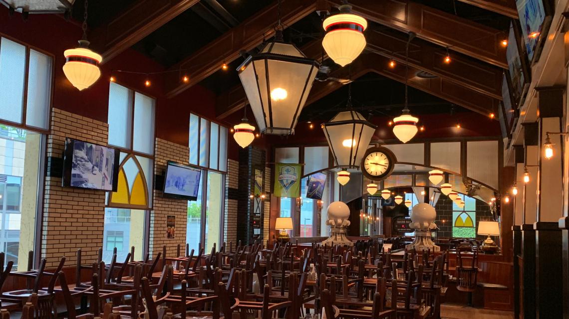 Tavern Hall Bellevue