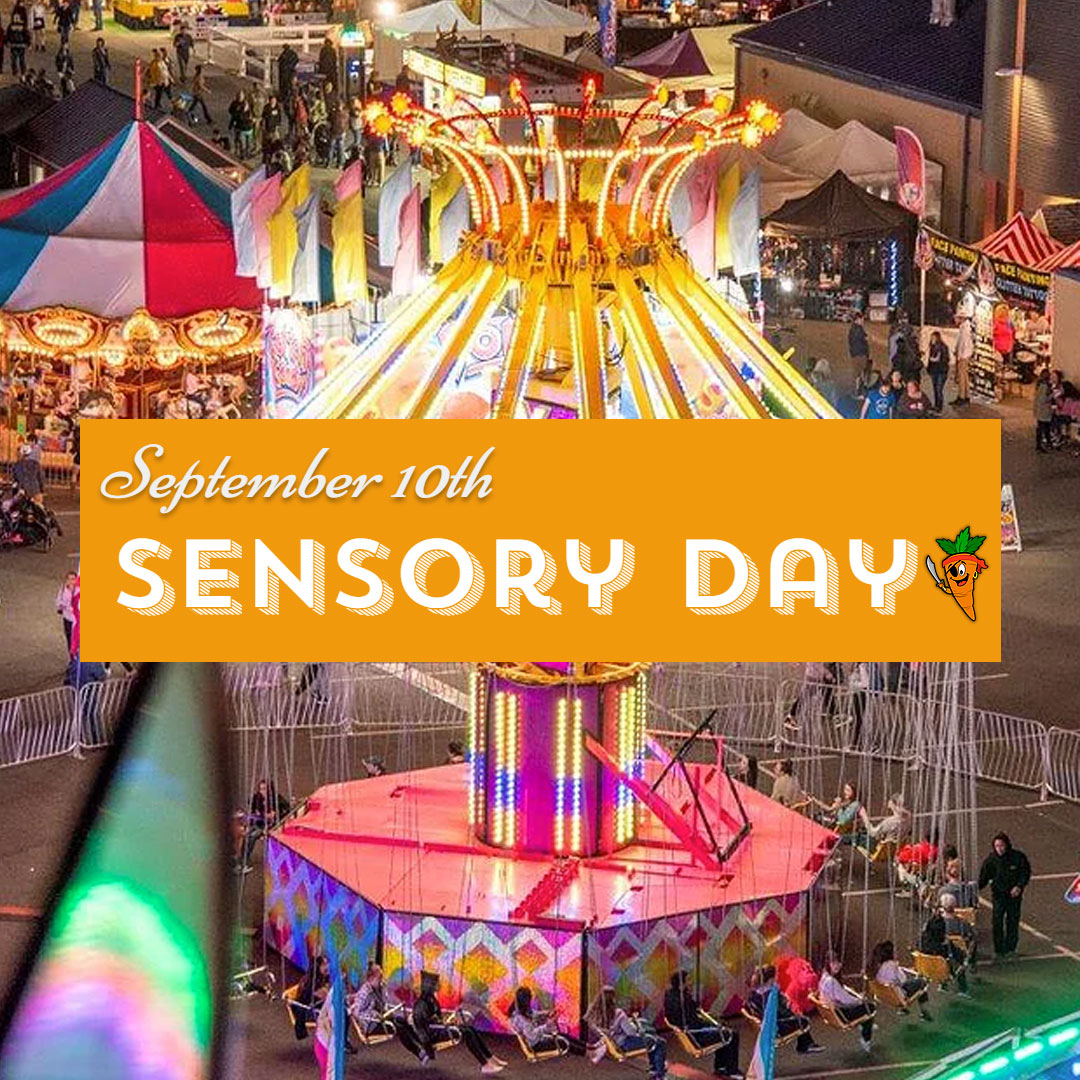 Sensory Day at the Spokane Interstate Fair
