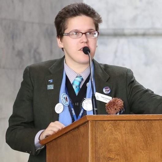 Ivanova Smith, Activist Advocate AtWork!