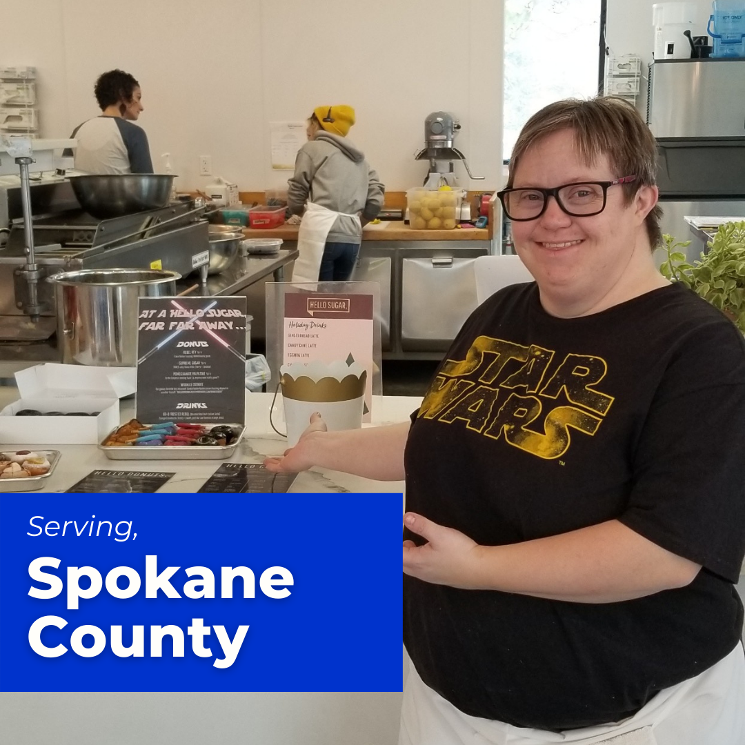 Serving Spokane County